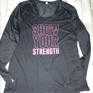 Under Armour Show Your Strength